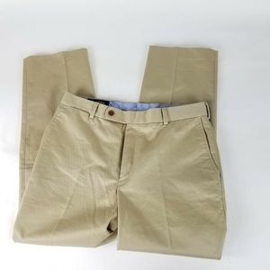 Lands' End Supima Cotton Dress Pants Mens Size 32